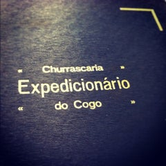 Photo taken at Churrascaria Expedicionario do Cogo by Wellington A. on 7/5/2012