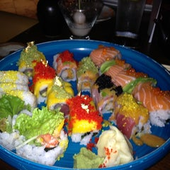 Photo taken at Haru by Colleen M. on 6/2/2012