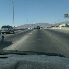Photo taken at I 10 W by Sarah O. on 11/6/2011