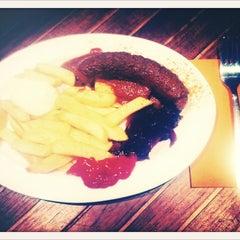 Photo taken at Sascha Rotisserie & Bar by THE DORF •. on 1/31/2012