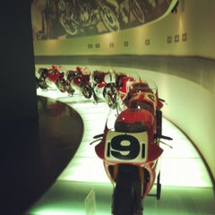 Photo taken at Ducati Motor Factory & Museum by Enrico B. on 12/12/2011