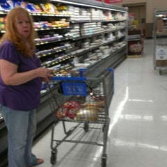 Photo taken at Walmart Supercenter by Michael D. on 7/16/2012