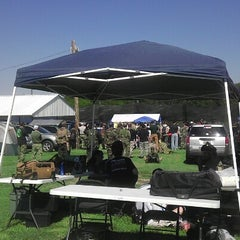 Photo taken at Official Paintball by Jennifer C. H. on 9/8/2012