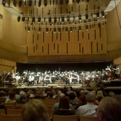 Photo taken at Holland Performing Arts Center by Amanda G. on 10/9/2011