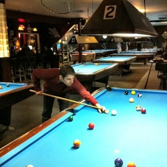 Photo taken at Eastside Billiards & Bar by Jonathan C. on 2/12/2012