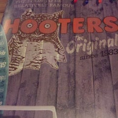 Photo taken at Hooters by Melissa D. on 1/18/2012