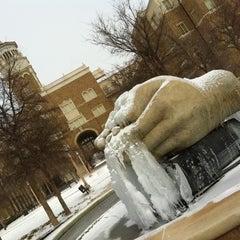 Photo taken at Texas Tech University by Gibran V. on 2/2/2011