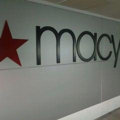 Photo taken at Macy's by John B. on 4/5/2012