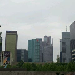 Photo taken at Dallas Center for Architecture by Mike D. on 6/7/2012