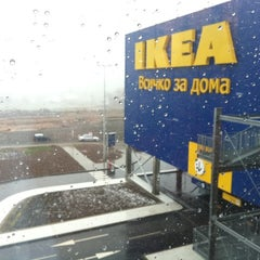 Photo taken at IKEA by Славица Х. on 4/1/2012