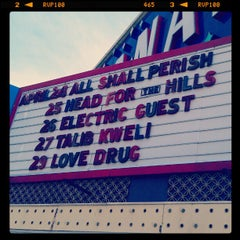 Photo taken at The Granada by Weston B. on 4/25/2012