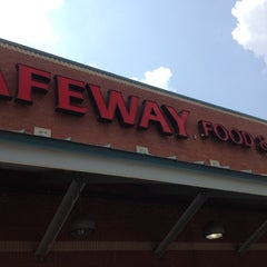 Photo taken at Safeway by Denchick on 8/2/2012
