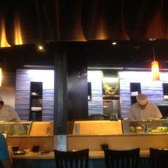 Photo taken at Kazu by Dina K. on 5/20/2012