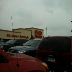 Photo taken at Cub Foods by Rick V. on 4/21/2012