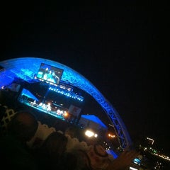 Photo taken at Riverbend Festival 2013 by Tyler G. on 6/10/2012