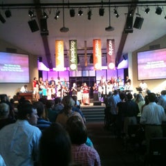 Photo taken at Heritage Church by David L. on 8/26/2012