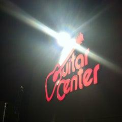 Photo taken at Guitar Center by John L. on 2/10/2012