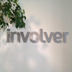 Photo taken at Involver HQ by Adrienne O. on 5/30/2012