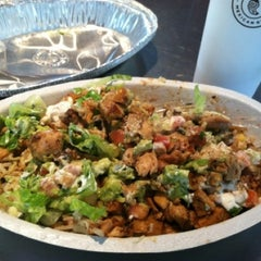 Photo taken at Chipotle Mexican Grill by Kristy E. on 8/22/2012