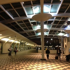 Photo taken at Aeroporto de São Paulo / Congonhas (CGH) by Julio César T. on 8/17/2012