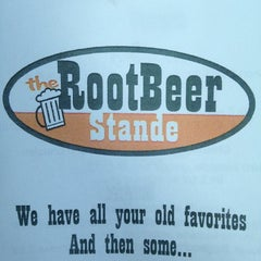 Photo taken at The Root Beer Stande by Lizzie 💋 B. on 6/8/2012