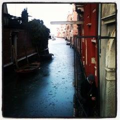 Photo taken at Scuola Grande della Misericordia by Veneziadavivere on 2/13/2012