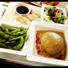 Photo taken at Wagamama by Ali F. on 3/10/2012