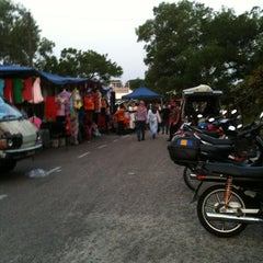 Photo taken at Pasar Malam by Zam azlen M. on 6/16/2012