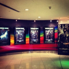 Photo taken at The Cathay Cineplex by Brian Andre N. on 6/28/2012