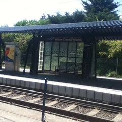 Photo taken at TriMet Willow Creek/SW 185th Ave Transit Center by Madao C. on 6/27/2012