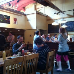 Photo taken at Fish Tale Brew Pub by Janis S. on 5/5/2012