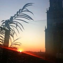 Photo taken at Sunset Dakterras by Elena on 7/24/2012