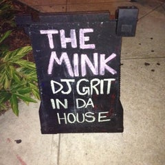 Photo taken at The Mink by David O. on 5/19/2012
