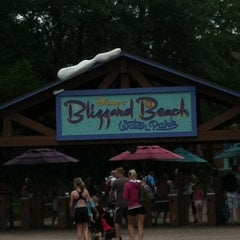 Photo taken at Disney's Blizzard Beach Water Park by Taralou U. on 5/16/2012