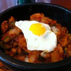 Photo taken at Dolsot House | K-Town BBQ Korean Restaurant by Dave G. on 8/28/2012