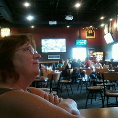 Photo taken at Buffalo Wild Wings by Angela G. on 4/21/2012
