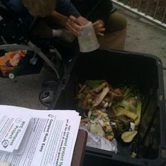 Photo taken at Queens Library at Steinway by wqnscompost .. on 9/20/2011