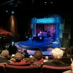 Photo taken at American Heartland Theatre by Dakota B. on 12/17/2011