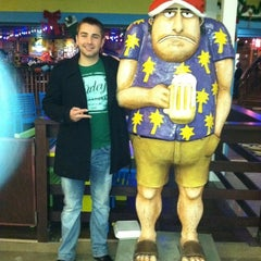 Photo taken at Dick's Last Resort by Eric L. on 12/9/2011