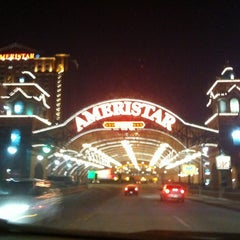 Photo taken at Ameristar Casino by Nicholas L. on 1/31/2011