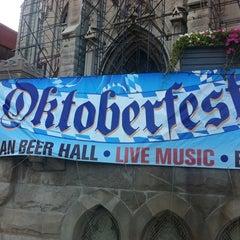 Photo taken at St. Alphonsus Oktoberfest by Raj R. on 9/24/2011