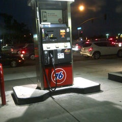Photo taken at 76 Gas by Brigette on 8/24/2012