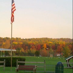 Photo taken at Granite Hill Campground by Chris B. on 10/26/2011