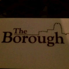 Photo taken at The Borough by brittany i. on 2/25/2012
