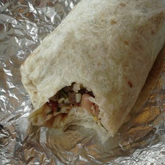 Photo taken at Chipotle Mexican Grill by Cherish H. on 2/7/2012