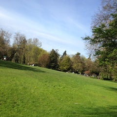 Photo taken at Cowen Park by Greg B. on 4/22/2012