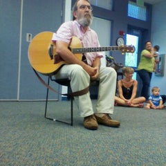 Photo taken at Bloomingdale Regional Public Library by Courtney C. on 9/14/2011