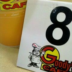 Photo taken at Goody's Cafe by Jillyan G. on 9/8/2011