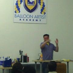 Photo taken at LA Balloons by Gail F. on 8/15/2012