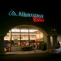 Photo taken at Albertsons by Christopher K. on 9/2/2011